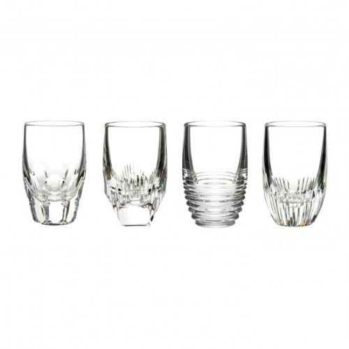 Waterford Mixology Shot Glass Set of 4